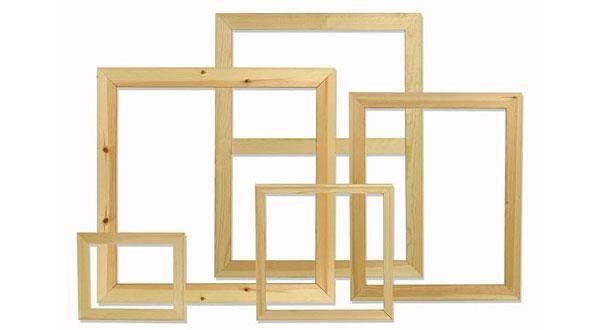 Hacer un bastidor para pintar con oleo aprende a pintar - Aprender a pintar en madera ...